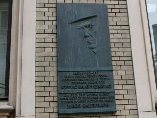 В Москве есть надписи на литовском языке