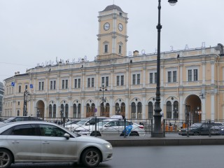 Из Санкт-Петербурга в Москву за четыре часа